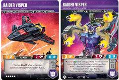 Raider Visper // Infantry Patrol Leader