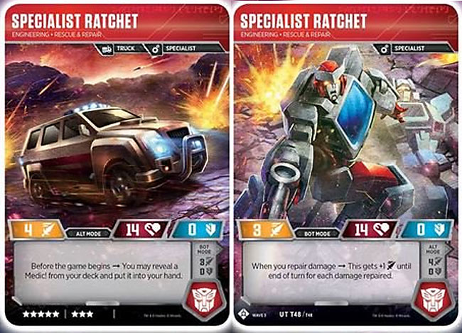 Specialist Ratchet // Engineering Rescue & Repair