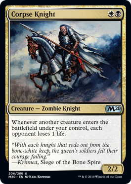 Corpse Knight - Foil