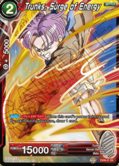 Trunks, Surge of Energy - EX06-01 - EX - Foil