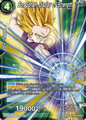 Son Gohan, Display of Strength - EX06-16 - EX - Foil