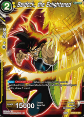 Bardock, the Enlightened - EX06-22 - EX - Foil