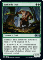 Barkhide Troll on Channel Fireball