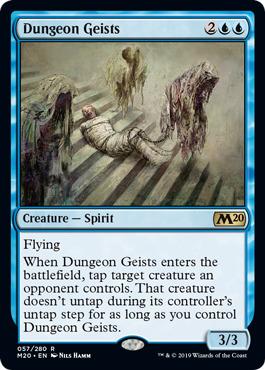 Dungeon Geists
