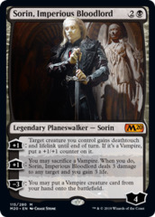 Sorin, Imperious Bloodlord *6
