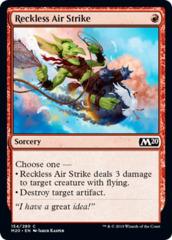 Reckless Air Strike