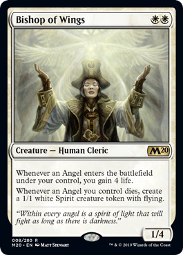 Bishop of Wings - Foil