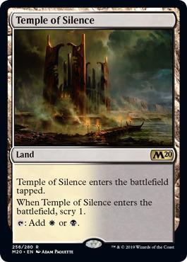 Temple of Silence - Magic 2020