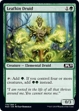 Leafkin Druid
