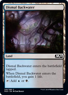 Dismal Backwater