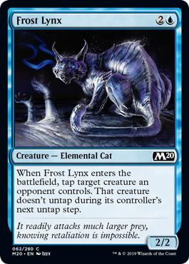 Frost Lynx - Foil