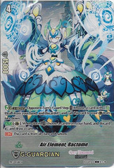 Air Element, Ractome - PR/0458EN - PR (FOIL)