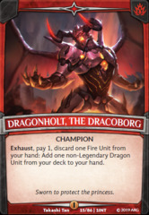 Dragonholt, the Dracoborg