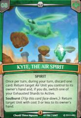 Kyte, the Air Spirit