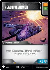 Reactive Armor