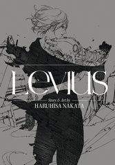 Levius Hardcover 3In1 Complete Edition