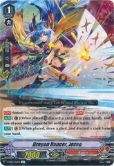 Dragon Dancer, Josee - V-EB07/022EN - R
