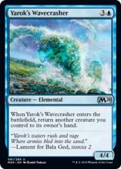 Yarok's Wavecrasher - Foil