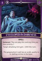 Enveloped in Darkness - Foil