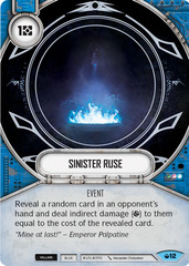 Sinister Ruse - 012