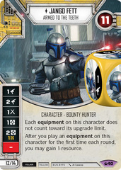 Jango Fett - Armed To The Teeth - 040