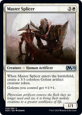 Master Splicer - Foil