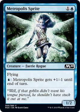 Metropolis Sprite