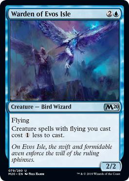 Warden of Evos Isle