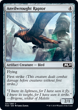 Anvilwrought Raptor