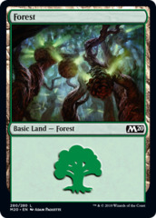 Forest (280) - Foil