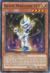 Silent Magician LV4 - LDK2-ENY14 - Common - Unlimited Edition