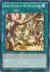 Secret Village of the Spellcasters - LDK2-ENY33 - Common - Unlimited Edition