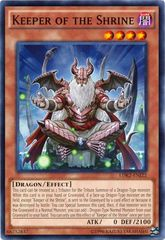 Keeper of the Shrine - LDK2-ENJ22 - Common - Unlimited Edition