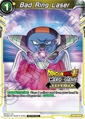 Bad Ring Laser (Judge Promo) - BT1-108 - PR