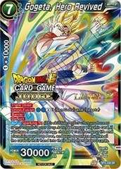Gogeta, Hero Revived (Level 2 Judge Promo) - BT5-038 - PR
