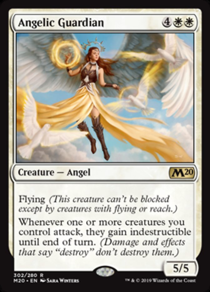 Angelic Guardian - Spellslinger Deck Exclusive