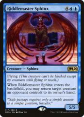 Riddlemaster Sphinx - Welcome Deck