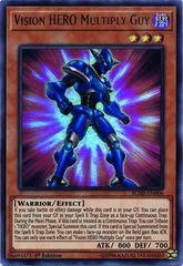 Vision HERO Multiply Guy - BLHR-EN006 - Ultra Rare - 1st Edition