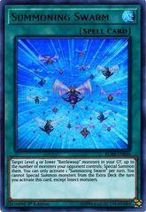 Summoning Swarm - BLHR-EN040 - Ultra Rare - 1st Edition