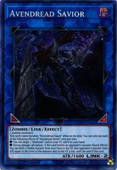 Avendread Savior - BLHR-EN045 - Secret Rare - 1st Edition