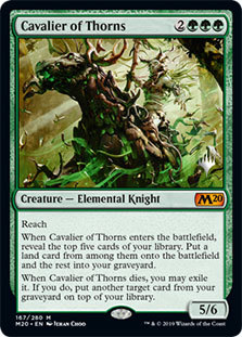 Cavalier of Thorns - Promo Pack