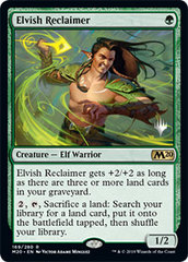 Elvish Reclaimer - Promo Pack