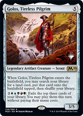 Golos, Tireless Pilgrim - Promo Pack