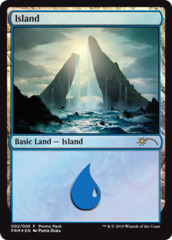 Island (002) - Promo Pack