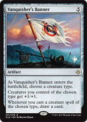 Vanquishers Banner - Promo Pack