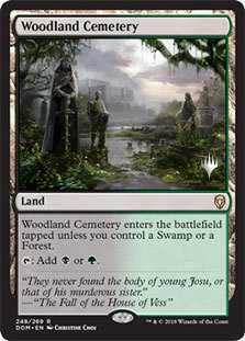 Woodland Cemetery - Promo Pack