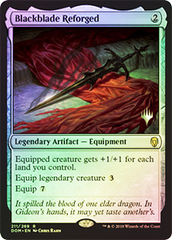 Blackblade Reforged - Foil - Promo Pack