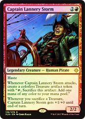 Captain Lannery Storm - Foil