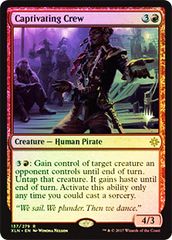 Captivating Crew - Foil - Promo Pack