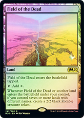 Field of the Dead - Foil - promo